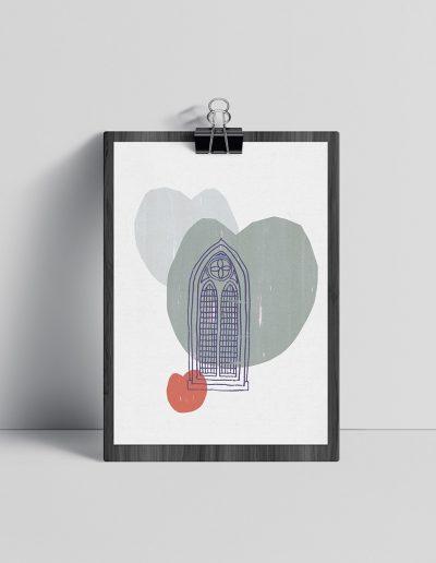 gotisch raam